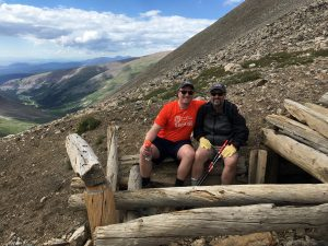 Mount Democrat, Randy L. Happeney partner Dagger Law