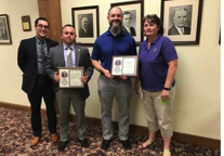Ohios School Board award for Dagger Law