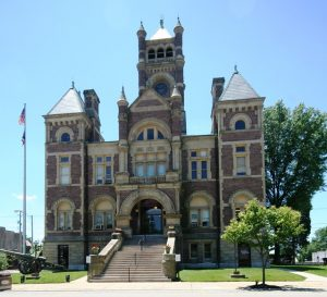 Perry County Common Pleas Courthouse