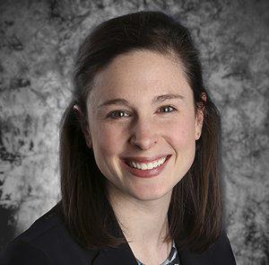 Alyssa L. Parrott, Associate headshot